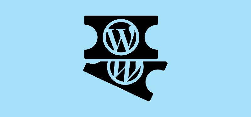 Principal categorías etiquetas WordPress