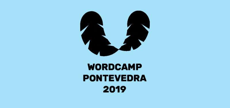 Logo de la WordCamp Pontevedra